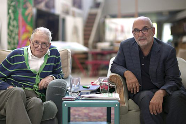 Hockney, The Queen and The Royal Peculiar