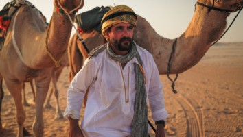 SIMON BUXTON BLACKMANE MEDIA LEVISON WOOD ARABIA EP 2