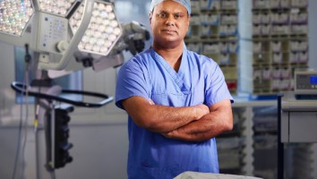 Prof Shafi Ahmed- Consultant Colorectal Surgeon