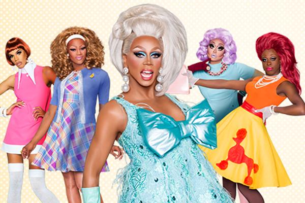 'RuPaul's Drag Race UK' to premiere October 11 in U.S.