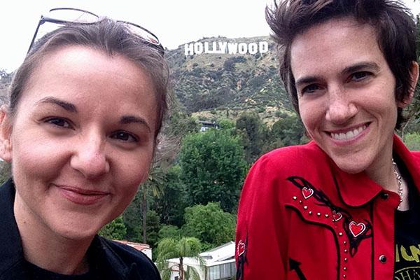 Ashley York and Sally Rubin