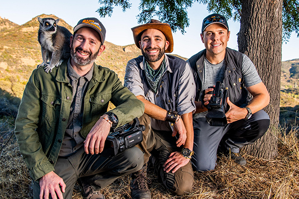 Realscreen » Archive » YouTube star Coyote Peterson joins