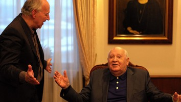 Meeting Gorbachev 2