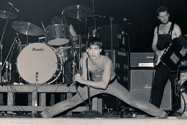 Iggy Pop (Iggy and the Stooges)
