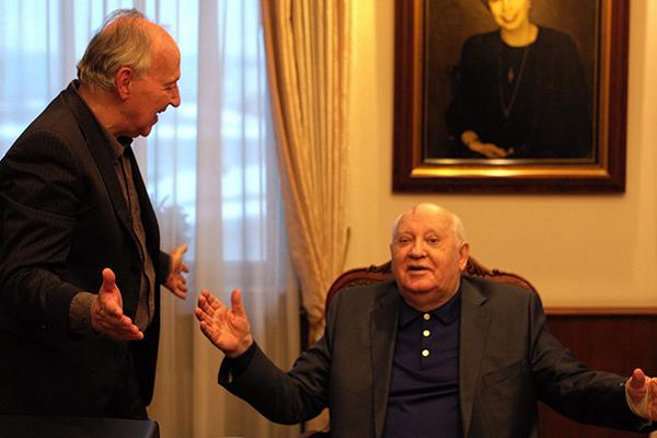 Meeting Gorbachev 2