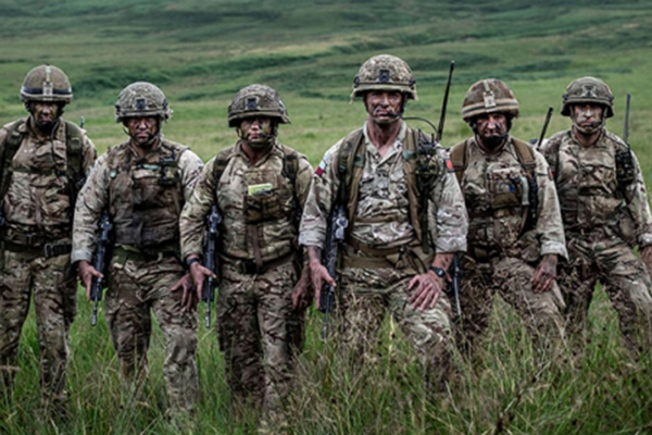 Paras Men of War