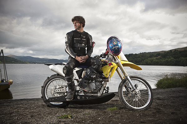 Guy Martin Speed