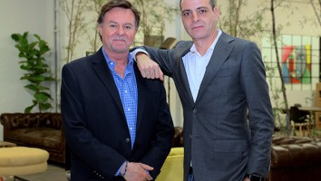 Mauricio Piccone and Sergio Lazarov Studio Pacifico