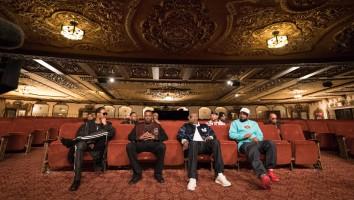 Wu-Tang Clan Of Mics And Men