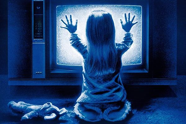 Poltergeist Cursed Films