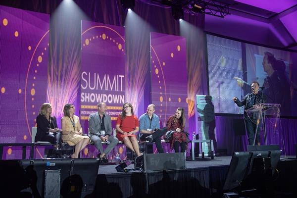 Summit Showdown 2019 stage
