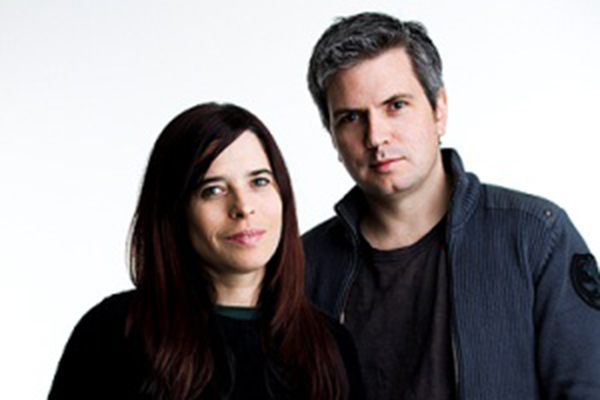 Dan Cutforth and Jane Lipsitz