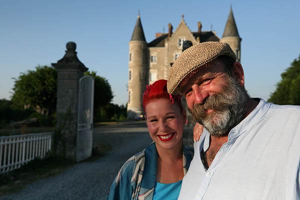 Escape to the Chateau DIY