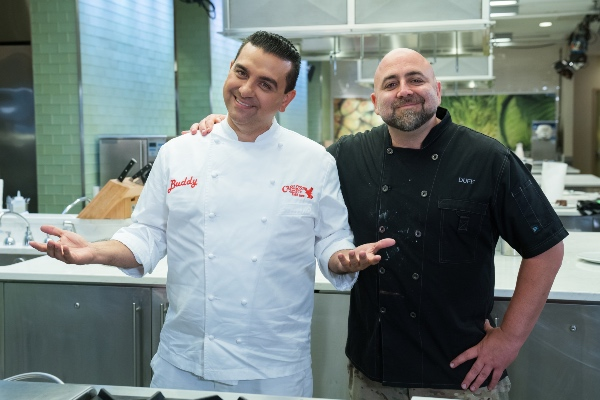 """Realscreen » Archive » Exclusive clip: Food Network's """"Buddy"""