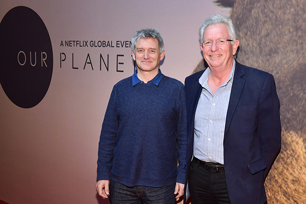 Private Screening For Netflix's Upcoming Nature Doc Series Our Planet, Launching Globally On April 5th