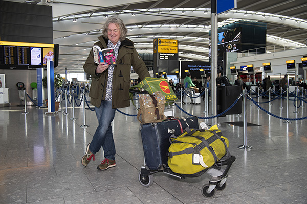 Our Man In Japan James May