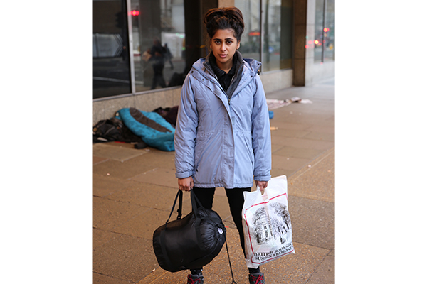 Rich Kids Go Homeless