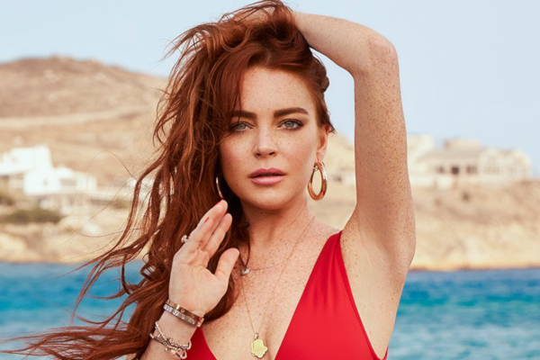 Lindsey Lohan's Beach Club
