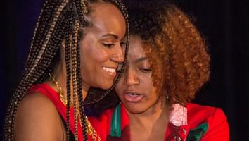 Nailah Jefferson and Lanora Williams-Clark