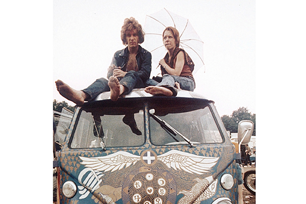 DEU 1968 Jahrestag