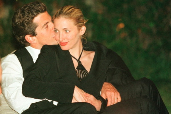 JFK Jr. & Carolyn Bessette_ A Camelot Wedding-2