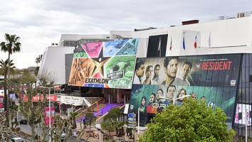 MIPTV 2018 - ATMOSPHERE - OUTSIDE - PALAIS DES FESTIVALS
