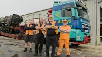 Train Truckers