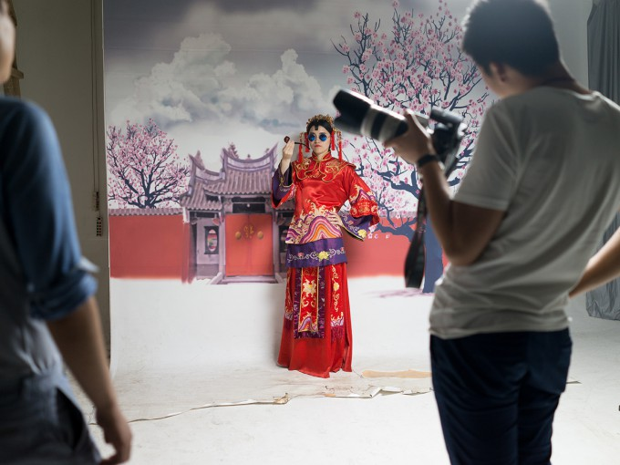 Chinese Wedding Photos series
