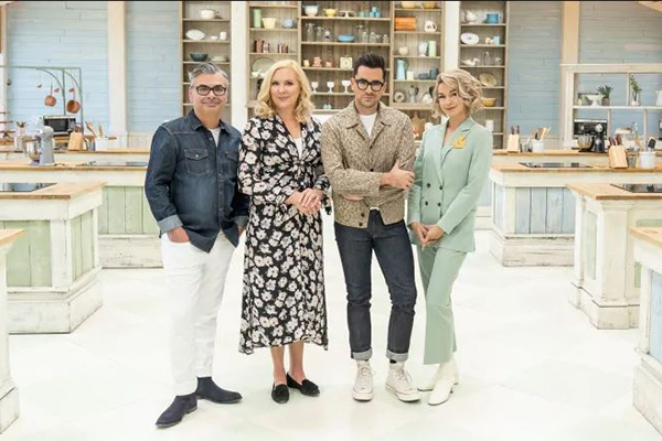 Great Canadian Baking Show