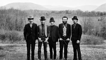 The Band Photocredit- Elliott Landy