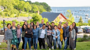 Camden TFI retreat group 2019