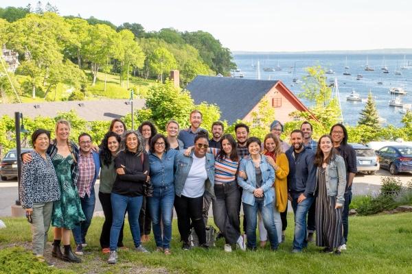 Camden TFI retreat group 2019