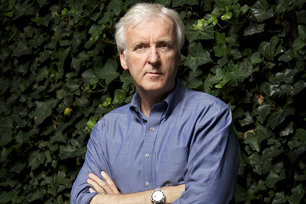 James Cameron(National Geographic/Mark Thiessen)