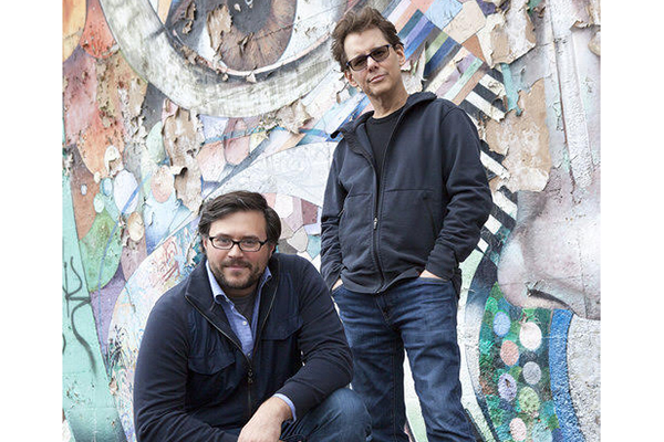 Mark Finkelpearl and Nate Starck