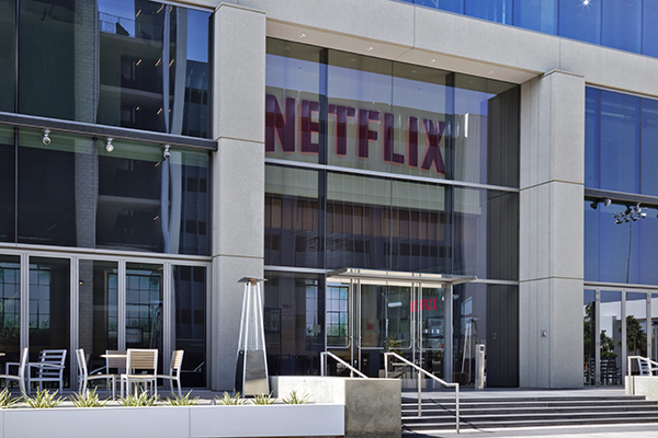 Netflix Hollywood HQ