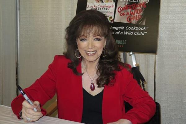 Jackie Collins