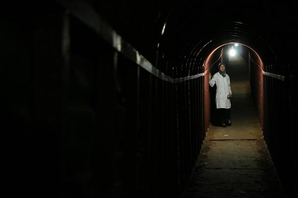 Feras Fayyad The Cave