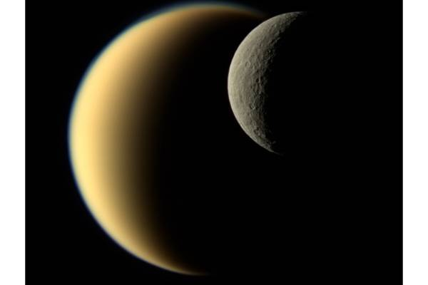 SATURNS MOONS