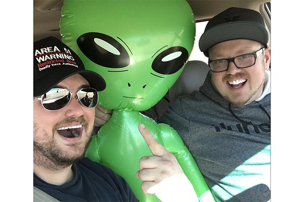 UFO Bros