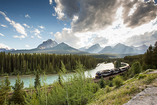 Worlds Most Scenic Railway Journeys
