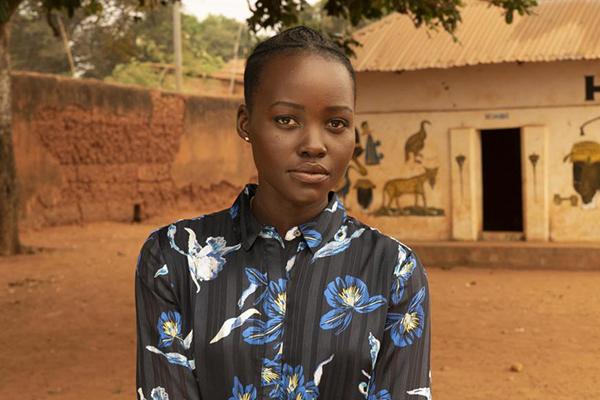 Warrior Women Lupita Nyongo