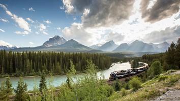 Worlds Most Scenic Railway Journeys
