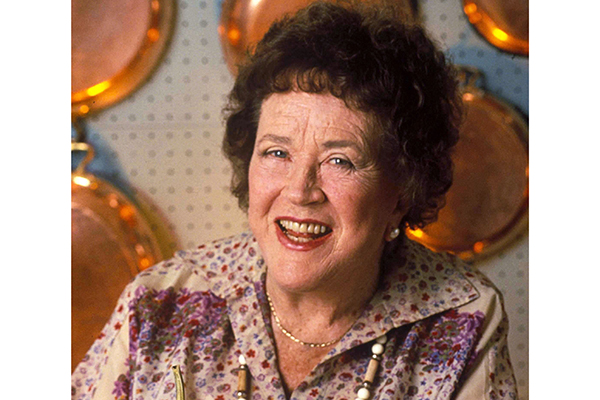 JULIA CHILD AT HOME, AMERICA