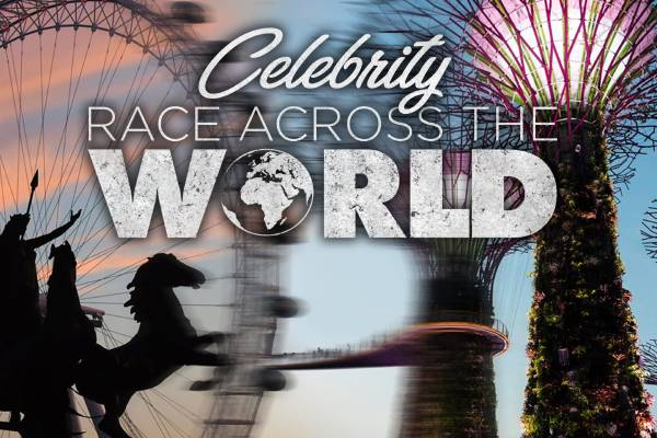 Celebrity Race Across the World - Logo