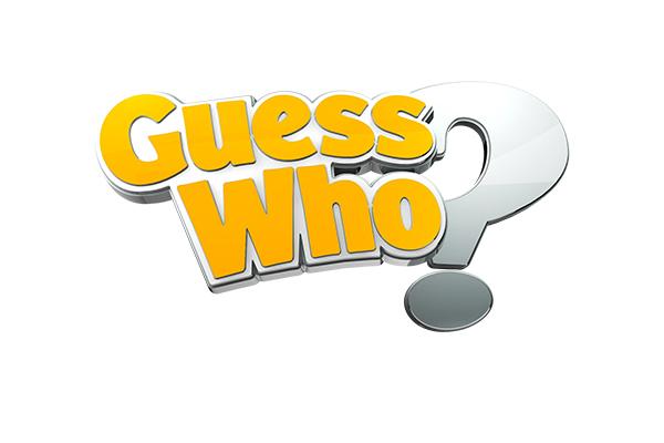 Guess Who YELLOW Logo