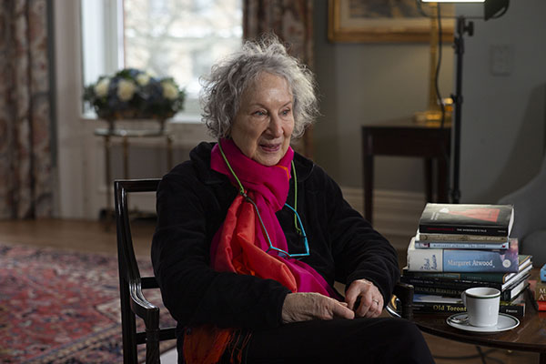 Margaret Atwood A Word After A Word After A Word is Power