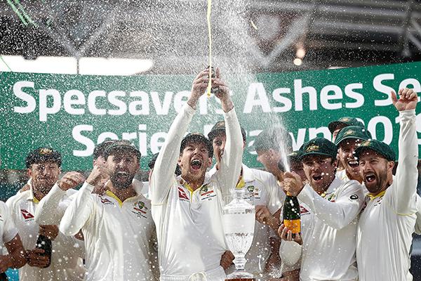 Australian Men's Cricket Team