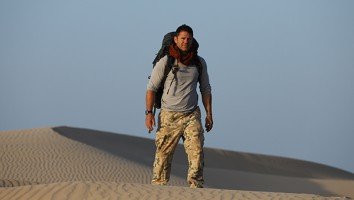 Expedition with Steve Backshall