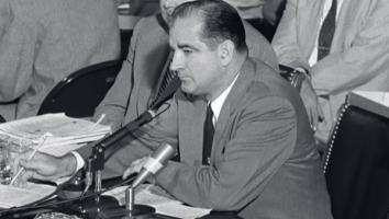 McCarthy Power Feeds Fear