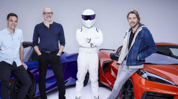 Top Gear America 1